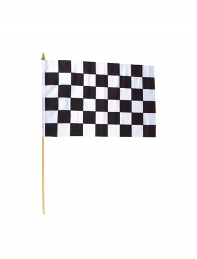 12 X 18 Polyester Racing Flag