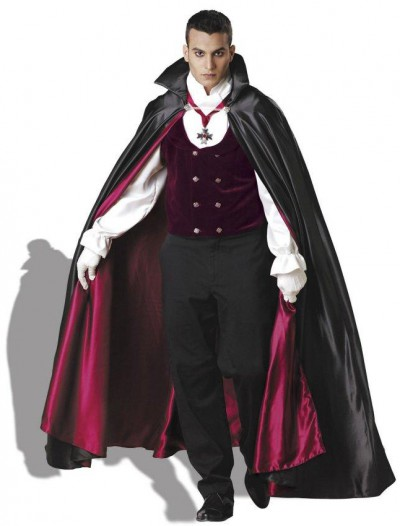Gothic Vampire Elite Collection Adult Costume