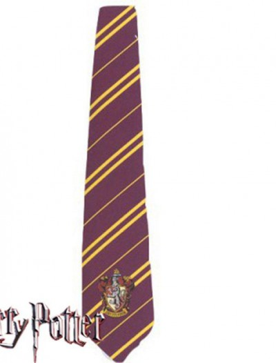Harry Potter Gryffindor Deluxe Tie