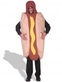 Hot Dog Deluxe Adult Costume
