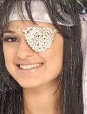 Rhinestone Eye Patch