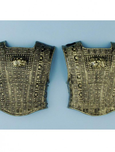 Gold Roman Chest Plate (2 Piece)