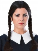 The Addams Family Wednesday Wig Adult
