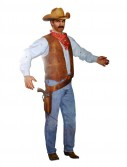 Jointed Adult Cowboy Cutout