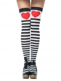Striped Stockings Adult