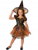 Elegant Witch Toddler / Child Costume
