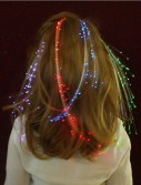 Glowbys Rainbow Hair Accessory