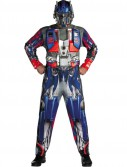 Transformers Optimus Prime Deluxe Adult Costume