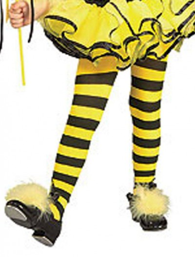 Bumble Bee Tights - Child