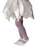 Lavender Sparkle Tights - Child