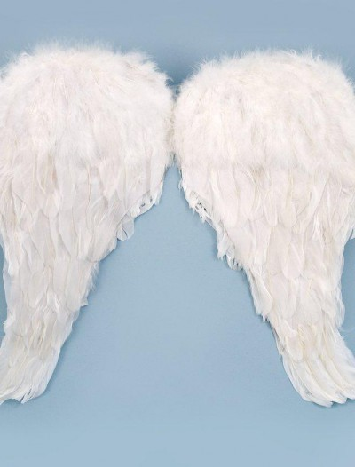 Soft Feather Child Angel Wings