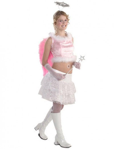 Sweet Angel Teen Costume