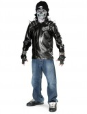 Metal Skull Biker Child Costume