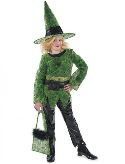 Fashion Witch Child Costume