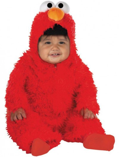 Elmo Plush Deluxe Infant Costume