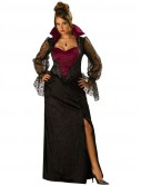 Midnight Vampiress Adult (Plus) Costume