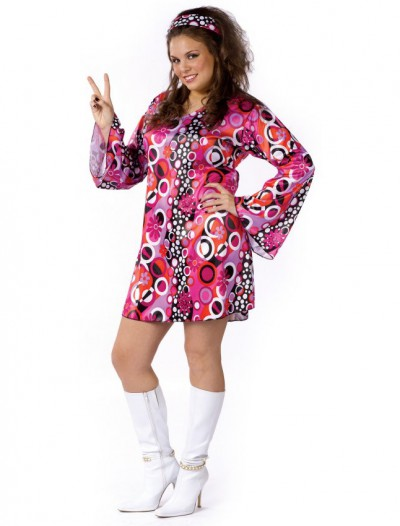 Feelin' Groovy Adult Plus Costume