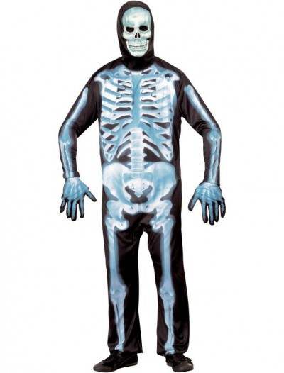 X-Ray Skeleton Adult Costume