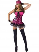 Rockin' Skull Pirate Adult Costume