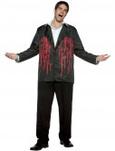 Bullets Blazer (Black) Adult Costume