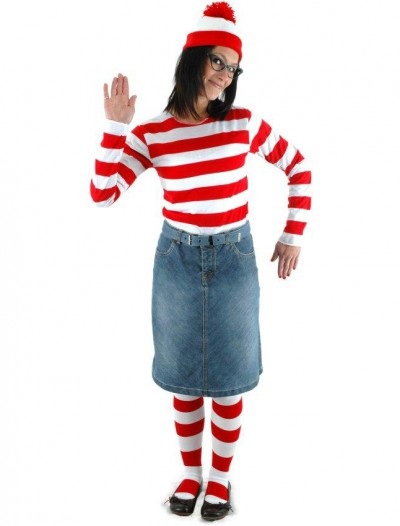 Where's Waldo - Wenda Adult Costume Kit