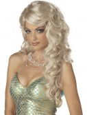 Mermaid (Blonde) Adult Wig