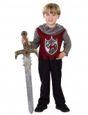 Scarlet Knight Toddler Costume