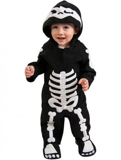 Baby Skeleton Infant / Toddler Costume