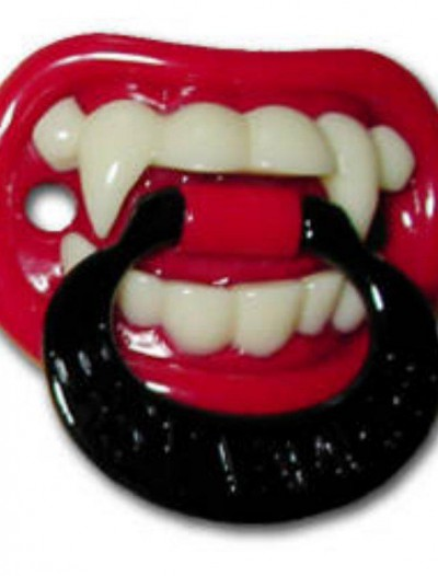 Little Vampire Infant/Toddler Pacifier