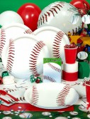 Baseball Fan Birthday Deluxe Party Kit