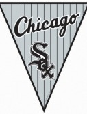 Chicago White Sox Baseball - 12' Pennant Banner
