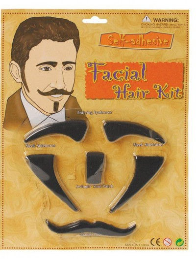 Facial Hair Set