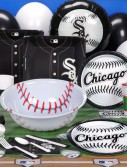 Chicago White Sox Baseball Deluxe Party Kit