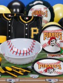 Pittsburgh Pirates Baseball Deluxe Party Kit