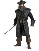 Pirates Of The Caribbean - Black Beard Deluxe Adult Costume