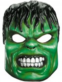 Hulk Vacuform Mask (Adult)