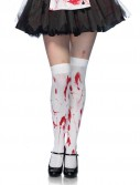 Bloody Zombie Thigh Highs (Adult)
