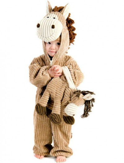 Corduroy Horse Toddler Costume