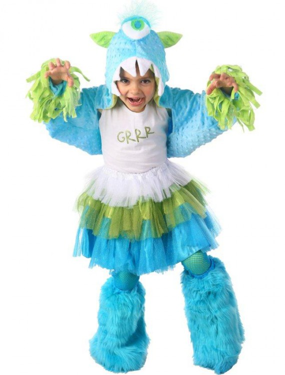Grrr Monster Child Costume