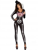 Dancing Skeleton Diva (Sound N-Motion) Adult Costume