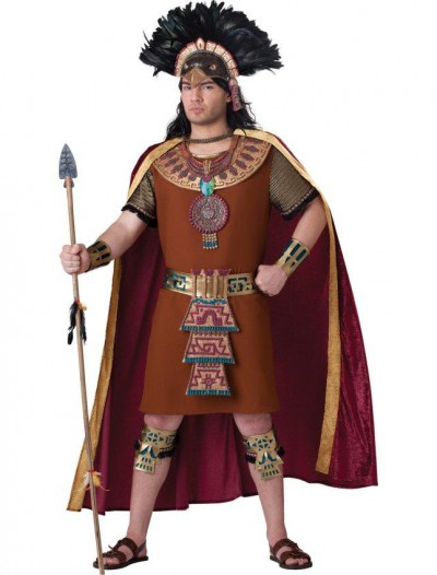 Mayan King Adult Costume