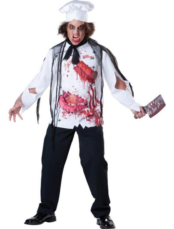 GOREmet Chef Adult Costume
