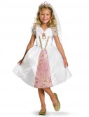 Disney Tangled Rapunzel Wedding Gown Toddler Costume