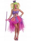 Tutu Lulu The Clown Adult Costume