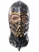 Mortal Kombat Scorpion Adult Mask