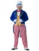 Uncle Sam Elite Collection Adult Plus Costume