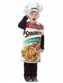 Campbell's Spaghettios Toddler Costume