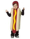 Hot Dog Toddler Costume