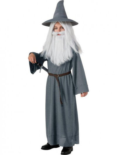 The Hobbit Gandalf Child Costume
