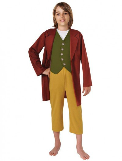 The Hobbit Bilbo Baggins Child Costume